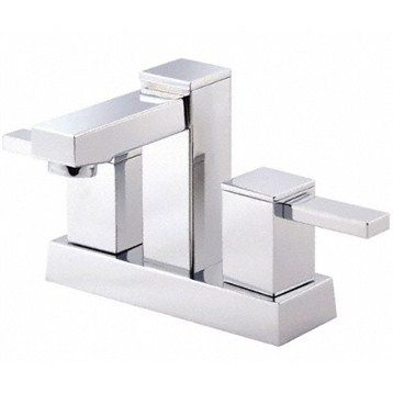 Danze Reef Two Handle Centerset Lavatory Faucet - Chrome | Free Shipping