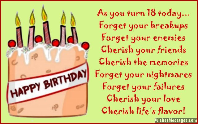 Quotes On Turning 18 Google Search Birthday Quotes For Daughter Birthday Boy Quotes Happy Birthday Son