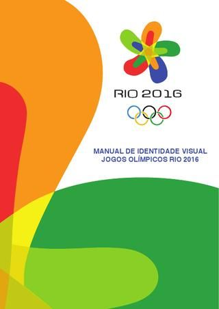 Rio 2016 Olympic Games Brand Guidelines