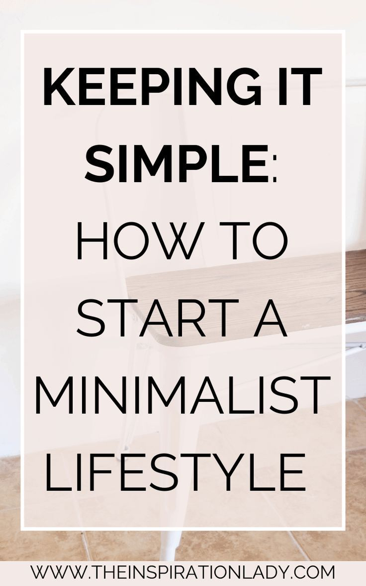 Keeping it Simple: How to Start a Minimalist Lifestyle images