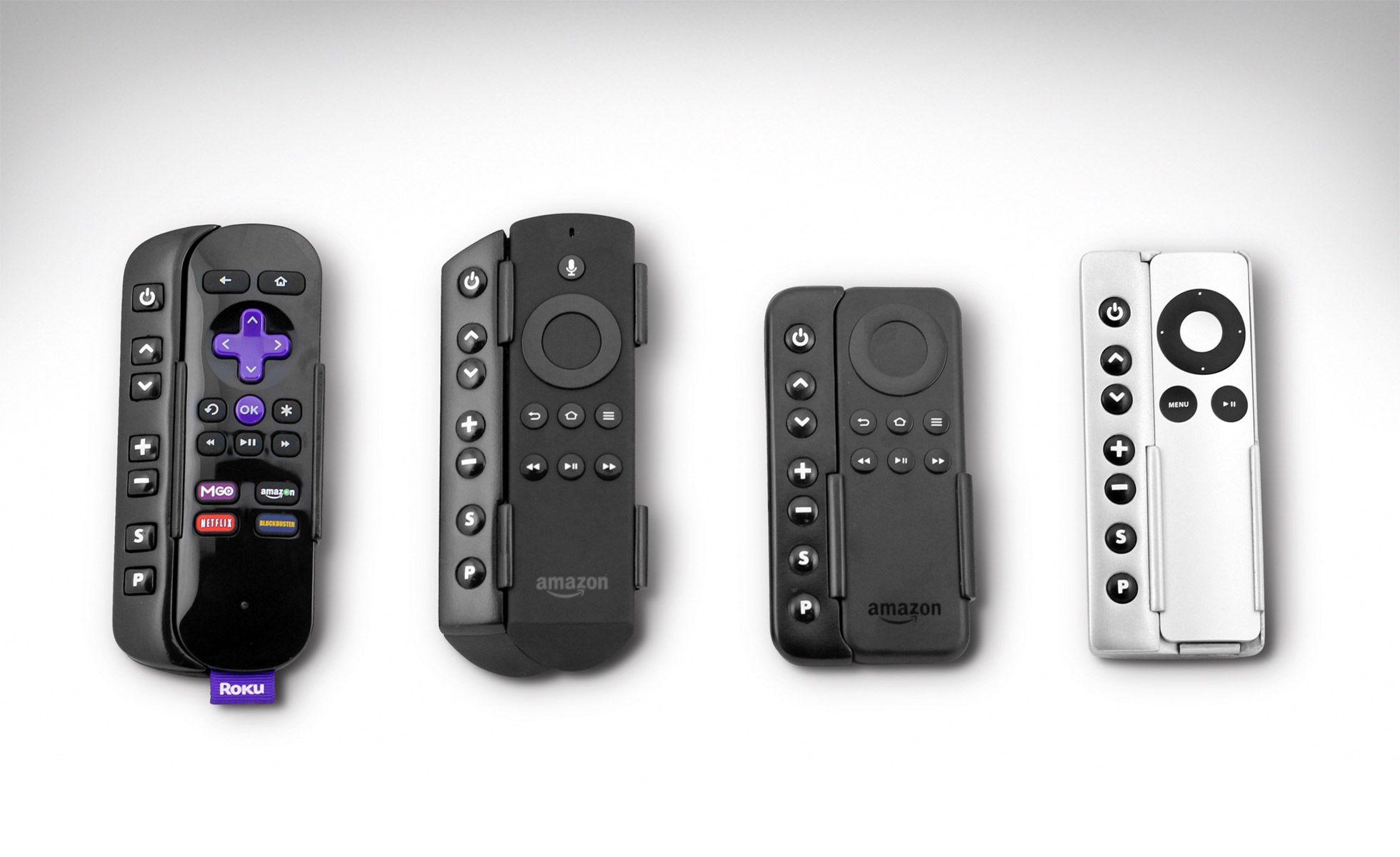 Sideclick remote