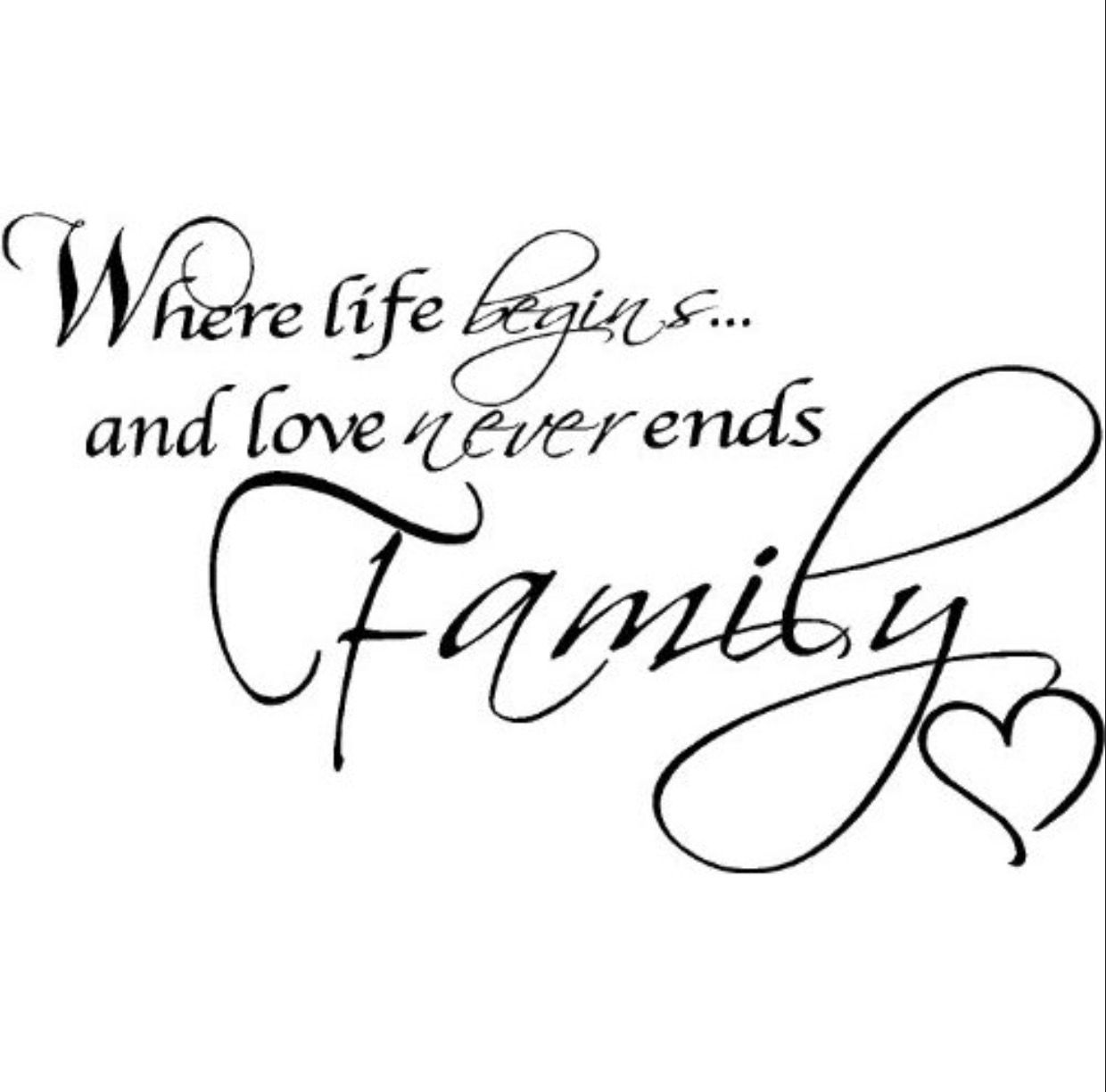 Famous Quotes About Family Pinfee H On Blended To Perfection  Pinterest