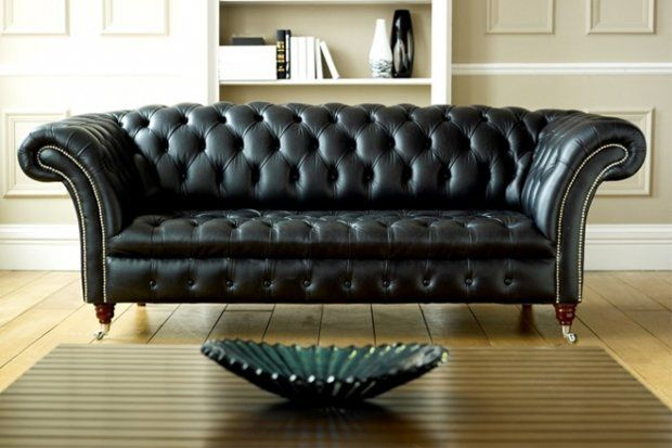 Axel Leather 3 Seater Sofa 226 Cm Living Room Designs Living