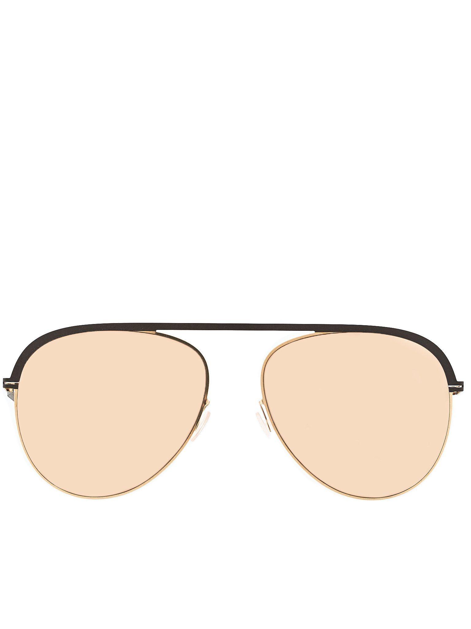 68f6748102 Mykita -  Onno  Aviator Sunglasses -  519.00