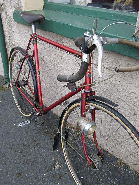 Holdsworth Cyclone Vintage Bicycles Bicycle Holdsworth