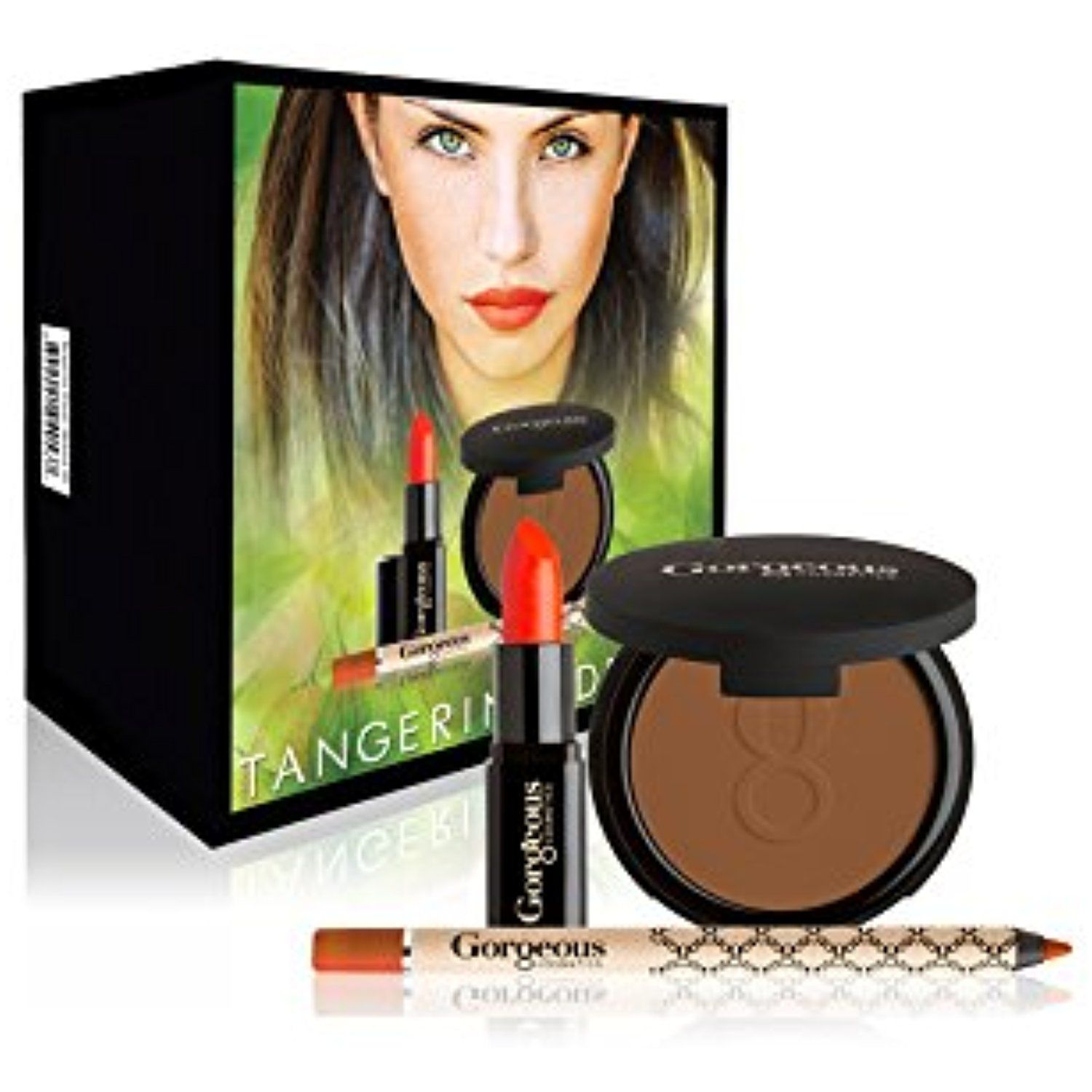 Cosmetics Tangerine Dream Lip Eyes Luxury