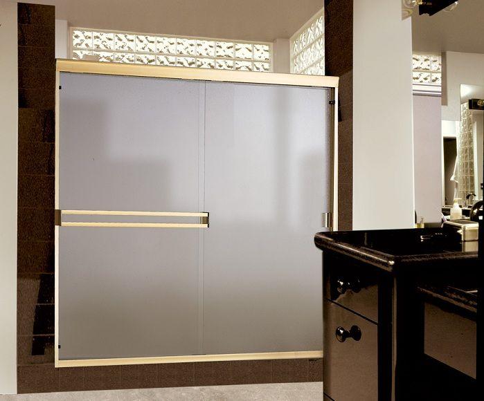 Clean Frosted Shower Doors Bathroom Ideas Pinterest Shower