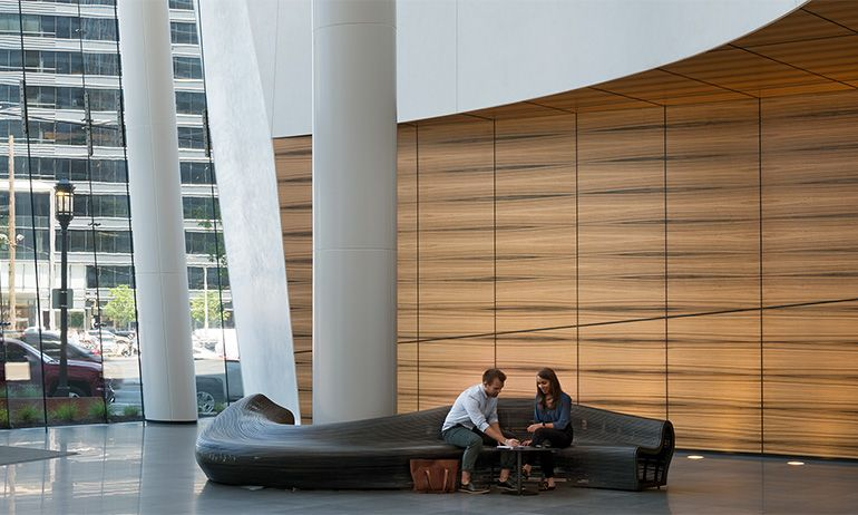 Top 100 Giants Research 2019 Office Space Interior Architect