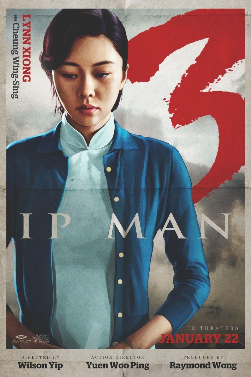 Bild zu Donnie Yen - Ip Man 3 : Bild Donnie Yen, Lynn Hung