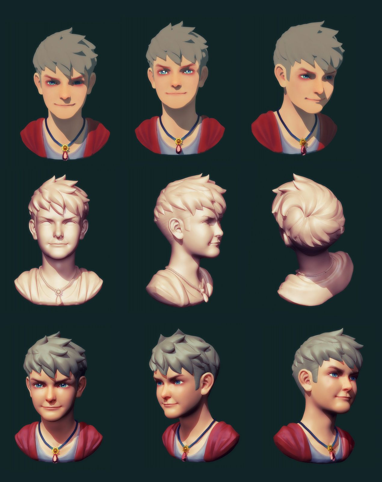 3d Character Design Process : Process d art pinterest characters and