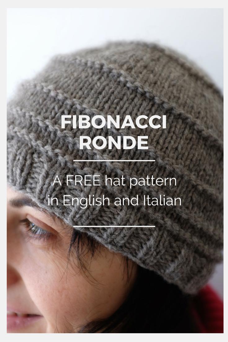 Finoacci Ronde - A free hat pattern