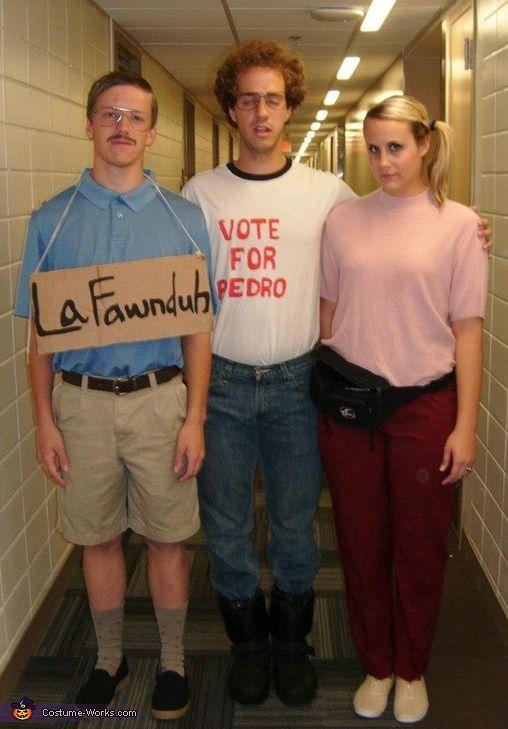 napoleon dynamite halloween costume contest via costumeworks - Black Dynamite Halloween Costume