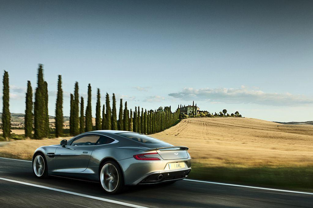 Aston Martin Vanquish Aston Martin Vanquish Aston Martin Cars Vanquish