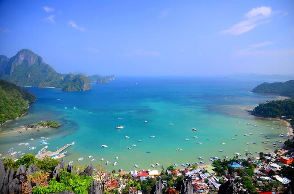 Taraw Cliff Philippines