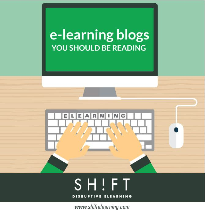7 Great Elearning Blogs You Should Be Reading Elearning Instructional Design Online Teaching