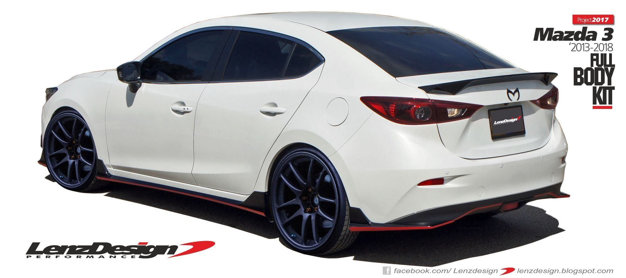 image result for 2018 mazda 3 with body kit mazda. Black Bedroom Furniture Sets. Home Design Ideas