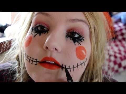 Scarecrow halloween tutorial diy makeuphaircostume inexpensive scarecrow halloween tutorial diy makeuphaircostume inexpensive youtube solutioingenieria Choice Image
