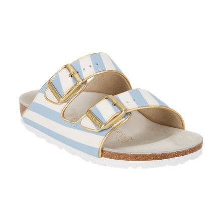 ce4d507aba2a why do these have to be so expensive      ( Birkenstock Stripe-Print  Arizona Sandals at Barneys.com