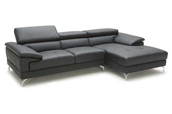 Attirant Kigiku Takoreza Leather Sofa   L Shape(2.65m) #KT.006