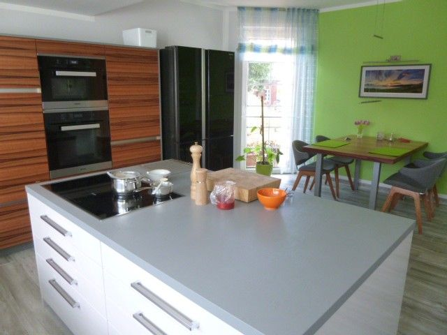 Sachsen Küchen inselleben macht glücklich sachsenküchen fertiggestellte küchen