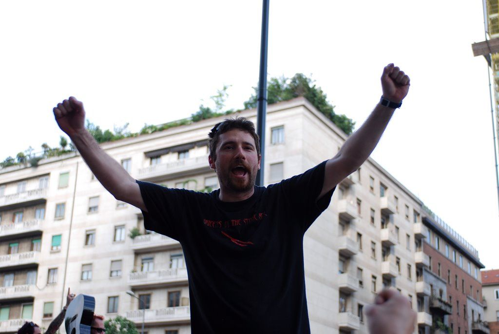 we are the champions? - foto by luca