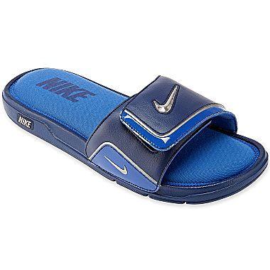 6bd899c787146 Nike® Comfort 2 Mens Slide Sandal - jcpenney