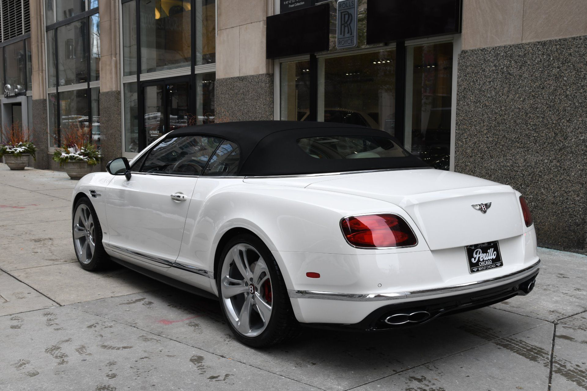 Used 2017 Bentley Continental Gtc V8 S Gtc V8 S Chicago Il Bentley Continental Luxury Car Dealership Luxury Cars