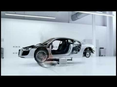 Audi Construction Vs Simone White Beep Beep Song Car Ads - Audi car song