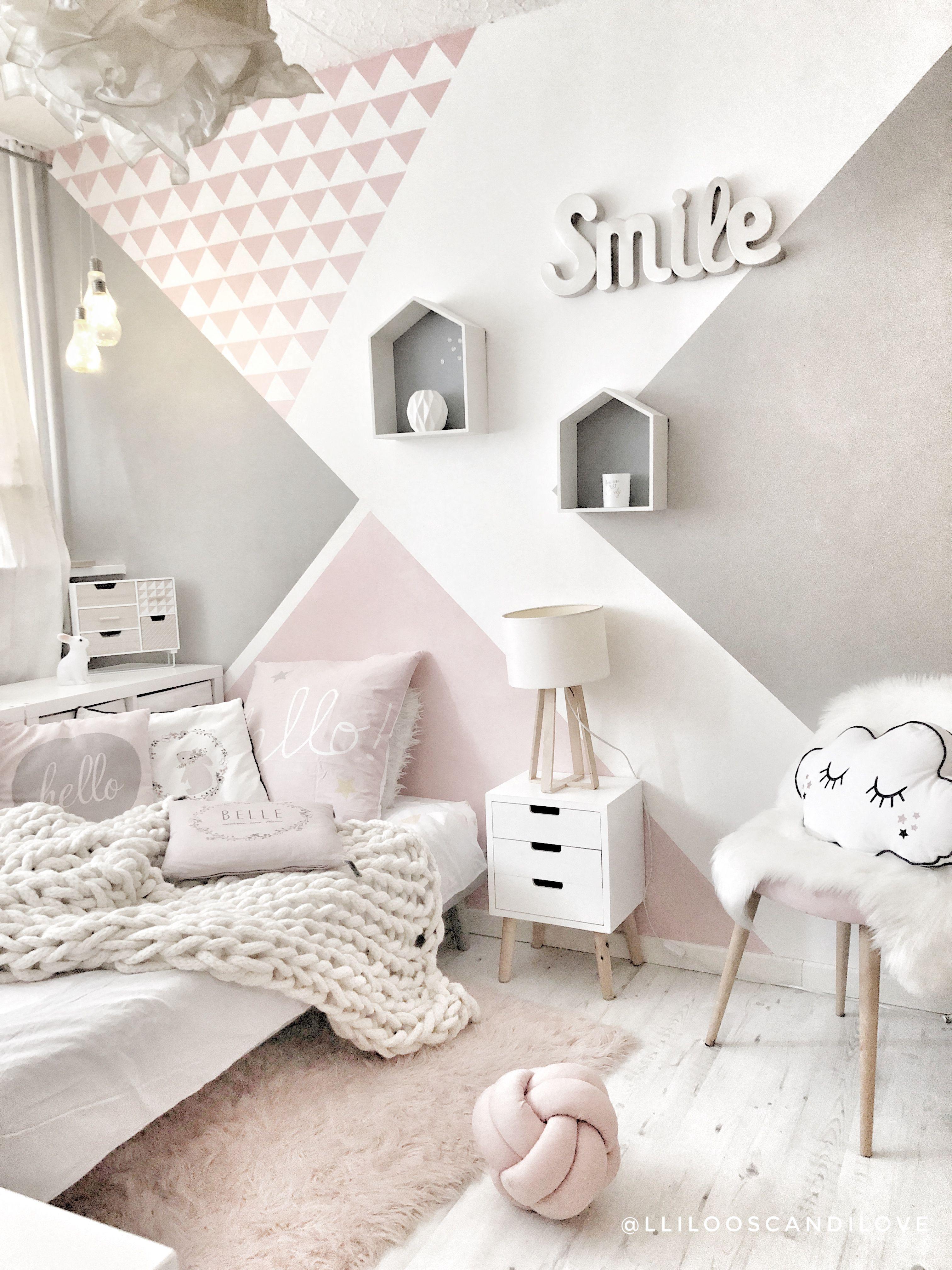 Viste El Techo Baby Room Decor Kids Bedroom Designs Bedroom Wall Designs