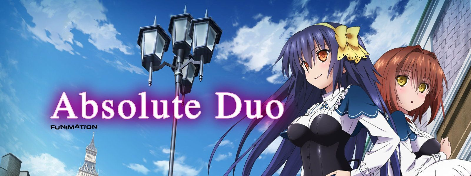 Absolute Duo Absolute duo, Duo, Anime