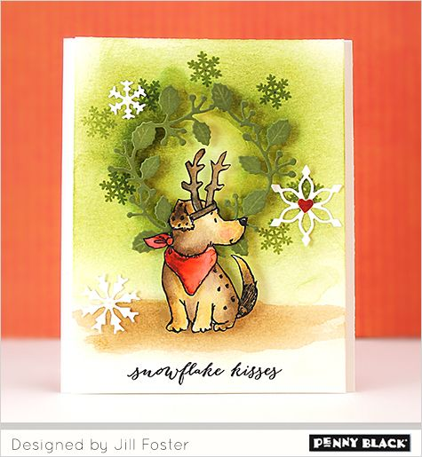 Penny Black's newest stamps and dies... click through for details and a giveaway