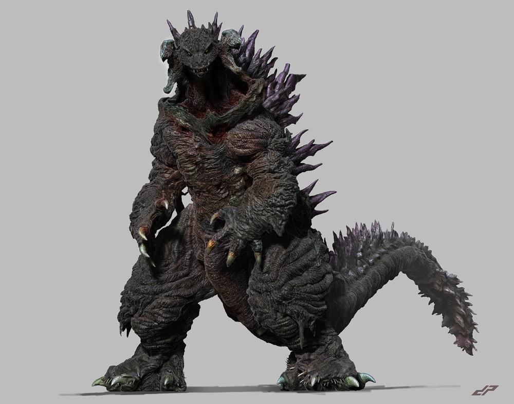 Pin On Godzilla