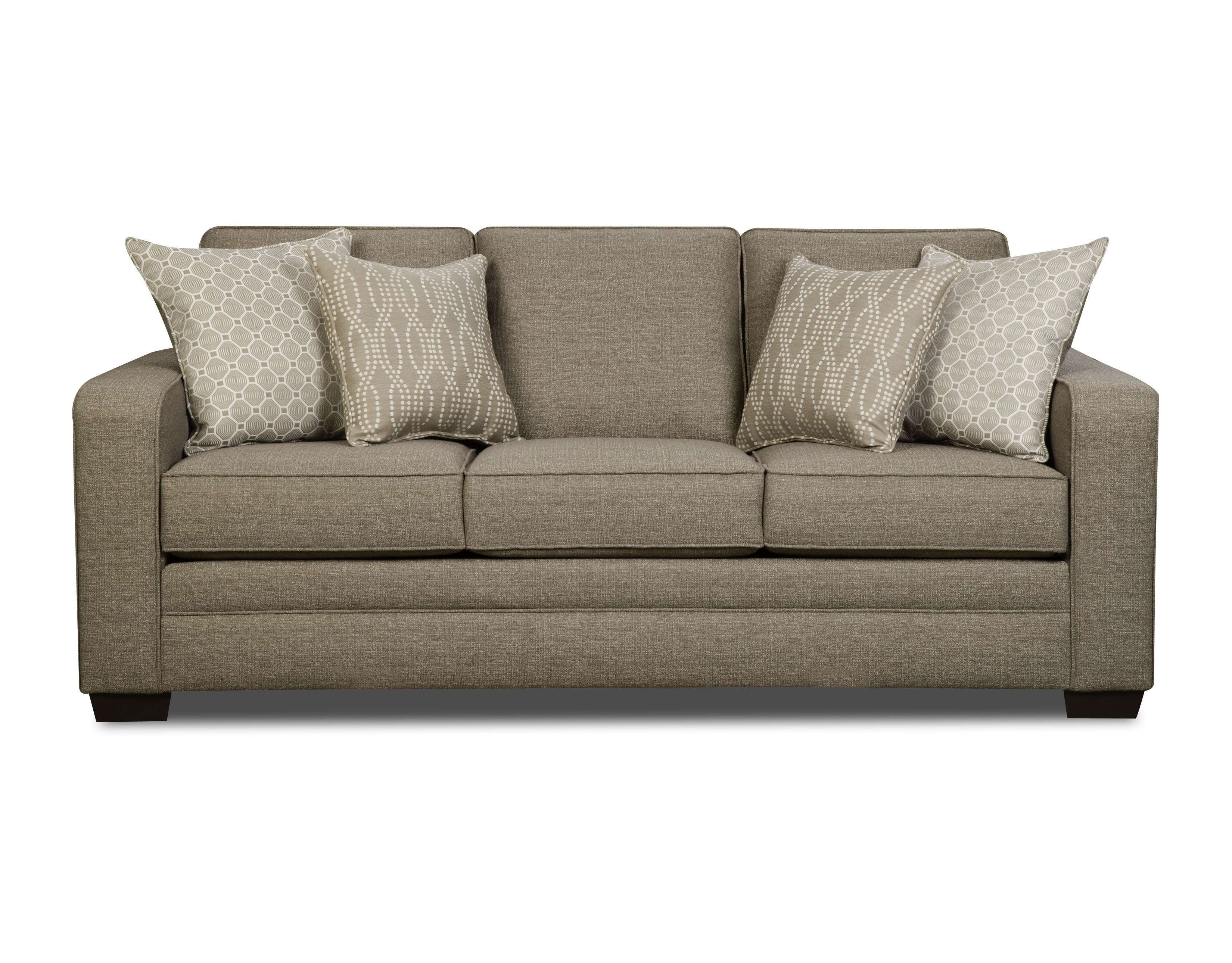 Simmons Upholstery Seguin Pewter Sofa Reviews Goedekers Com Simmons Furniture Sofa Upholstery