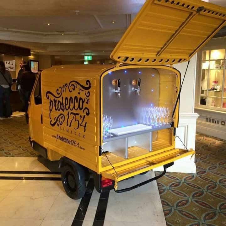 Food Truck Wedding Ideas: Matt & Kylie's Wedding