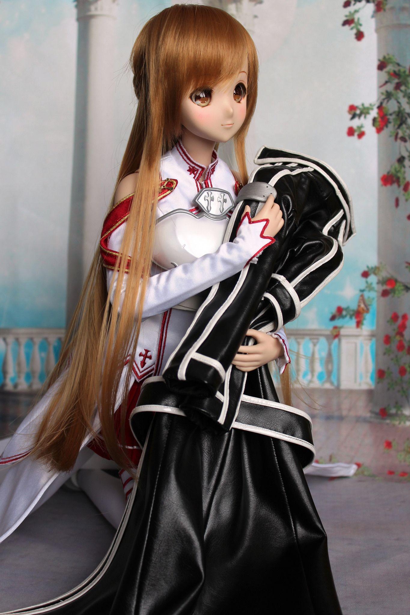 My Asuna Smart doll, Anime dolls, Cute dolls