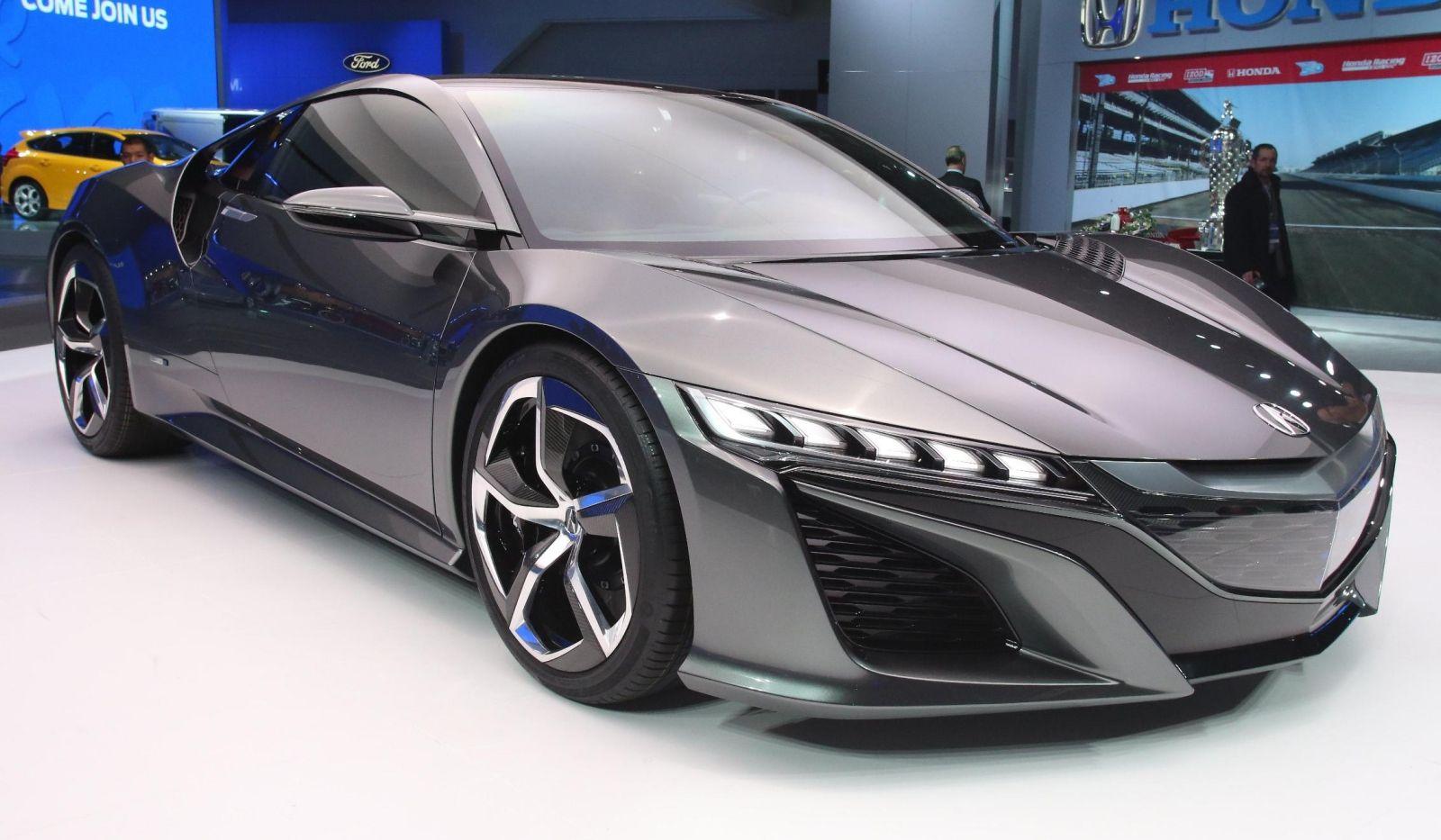 Acura nsx 2015. ) Acura nsx, Acura cars, Acura sports car