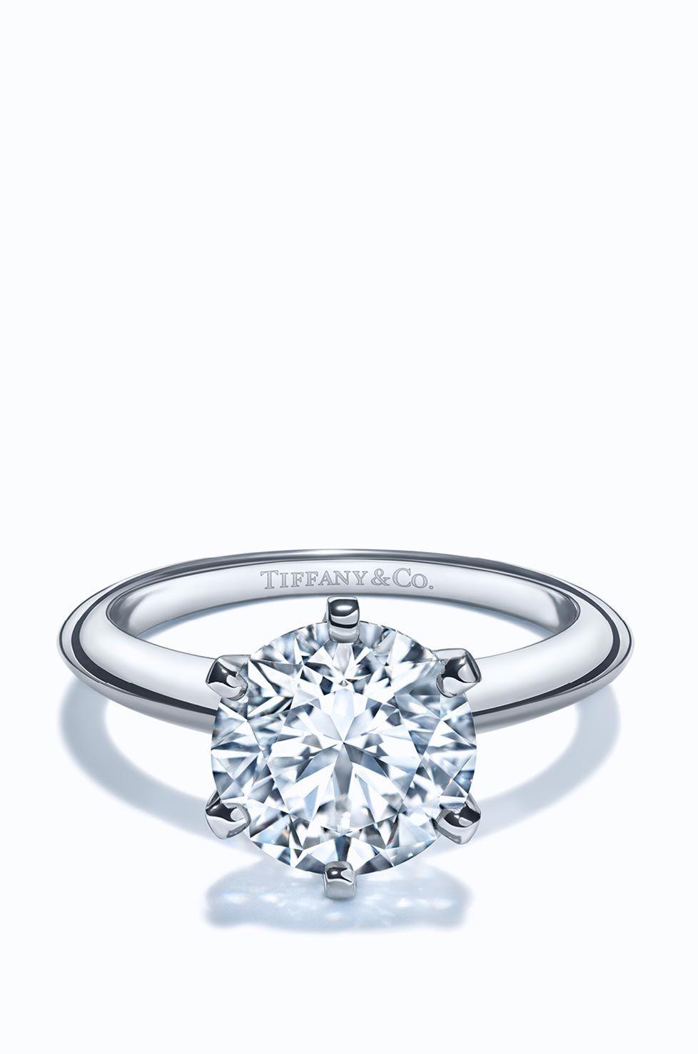 Discover Tiffany Setting Wedding Rings Pinterest Engagement