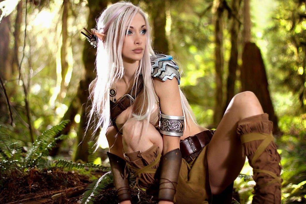 Test Title | Steam girl, Elf cosplay, Kato model