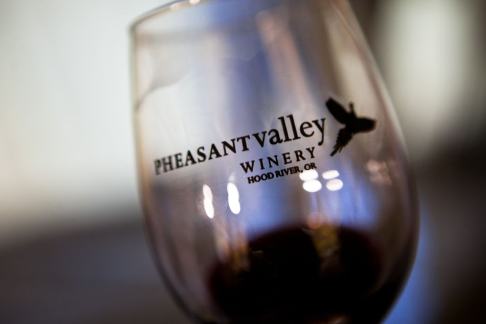 They also have a darling B&B and just as beautiful of a staff.  Try their dry Rose and really unique Barbera.   ©Pheasant Valley Winery