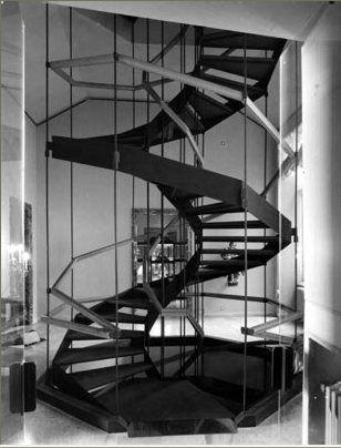 Galleria Di Palazzo Rosso Genova 1952 62 Architecture