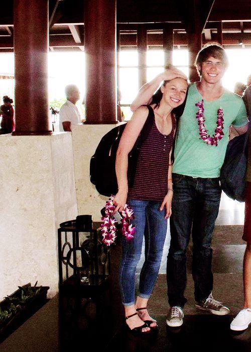 Melissa Benoist Blake Jenner Jennoist Blake Jenner Melissa Benoist Supergirl Tv