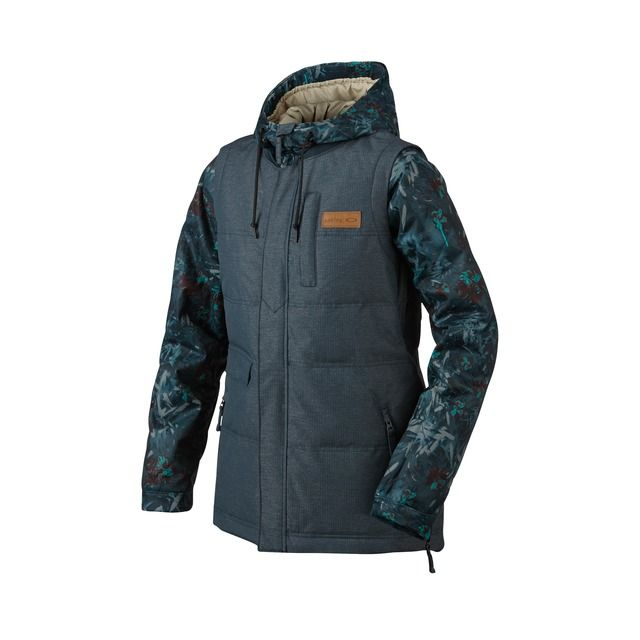 Shop Oakley Wildfire BioZone™ Down Jacket in COPPER CANYON at the ...