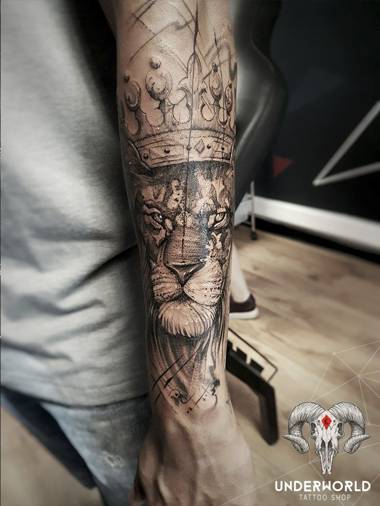 Lion Outer Forearm Tattoos For Men Forearm Sleeve Tattoos Outer Forearm Tattoo Forearm Tattoo Men