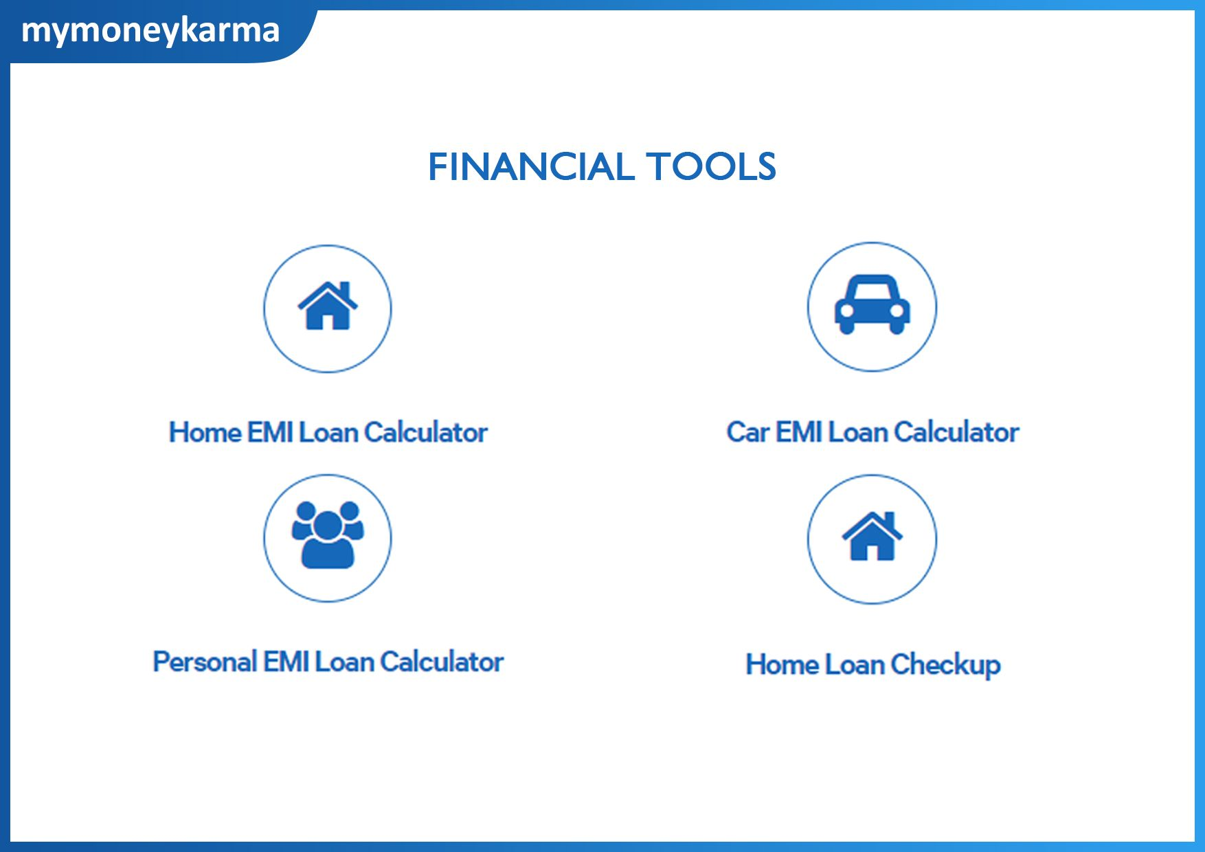 Looking Forward To Calculating Emis On A Personal Loan That You Are Planning To Borrow Now Use The Convenient Intelligent Personal Loans Loan Loan Calculator