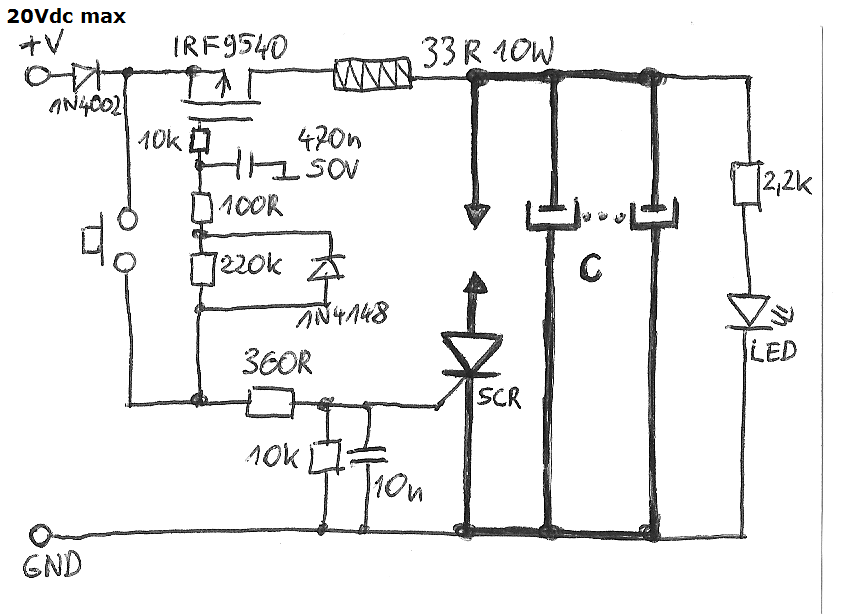 spot welder electrical schematics wiring diagram for light switch u2022 rh lomond tw Electrical Welding Logo Welding Electrical Outlet