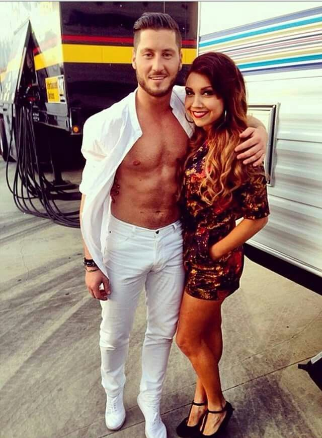 Who Is Val On Dwts Dating
