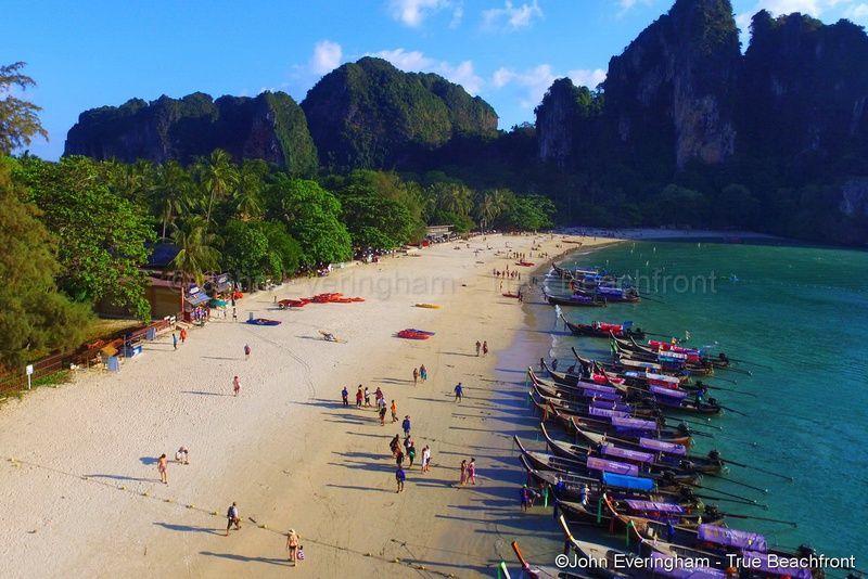 Railay Beach Krabi Thailand Most