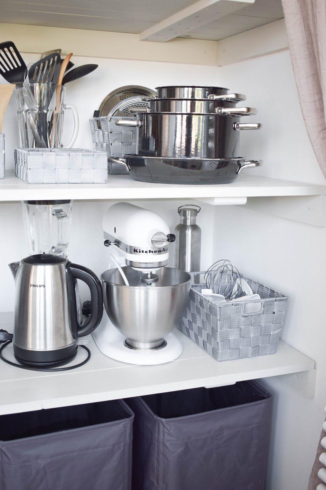 ordnung schaffen und aufbewahrung mit wenko in der küche und im