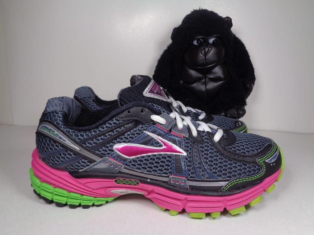 3621afbd8bbfe Womens Brooks Adrenaline GTS 12 Running Training shoes size 8 US Medium B   Brooks  Running