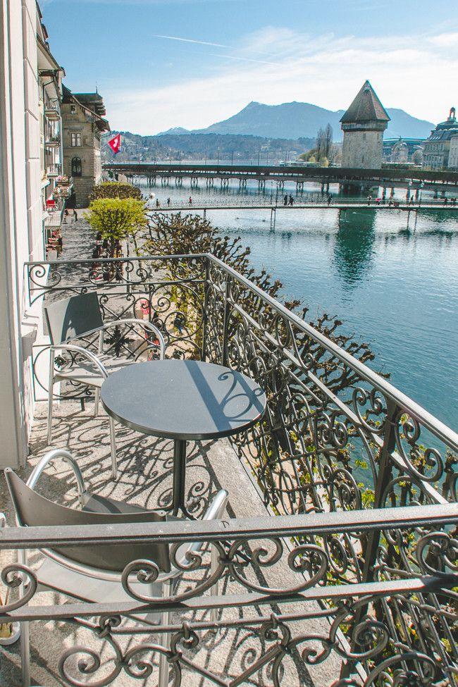 Calling Hotel Des Balances Home Lucerne Switzerland The Overseas Escape
